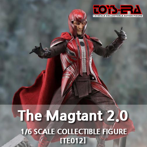 [입고][Toys Era] 매그니토 2.0 The Magtant 2.0  1/6 scale Collectable Action Figure [TE012]