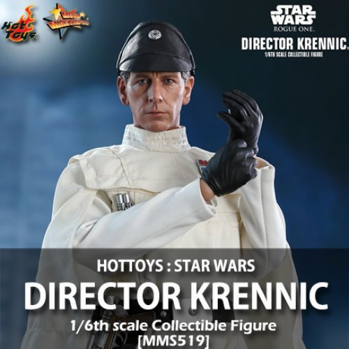 [예약상품][HOTTOYS] 스타워즈 : 디렉터 크래닉 1/6 Rogue One: A Star Wars Story : Director Krennic [MMS519]