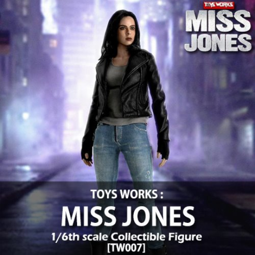 [입고][TOYS WORKS] 미스 존스 1/6  Miss Jones Figure [TW007]